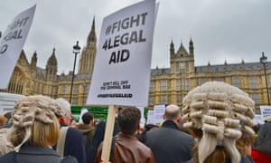 Lawyers opposed to new legal aid contracts warn that cuts will lead to law firm closures and redundancies.