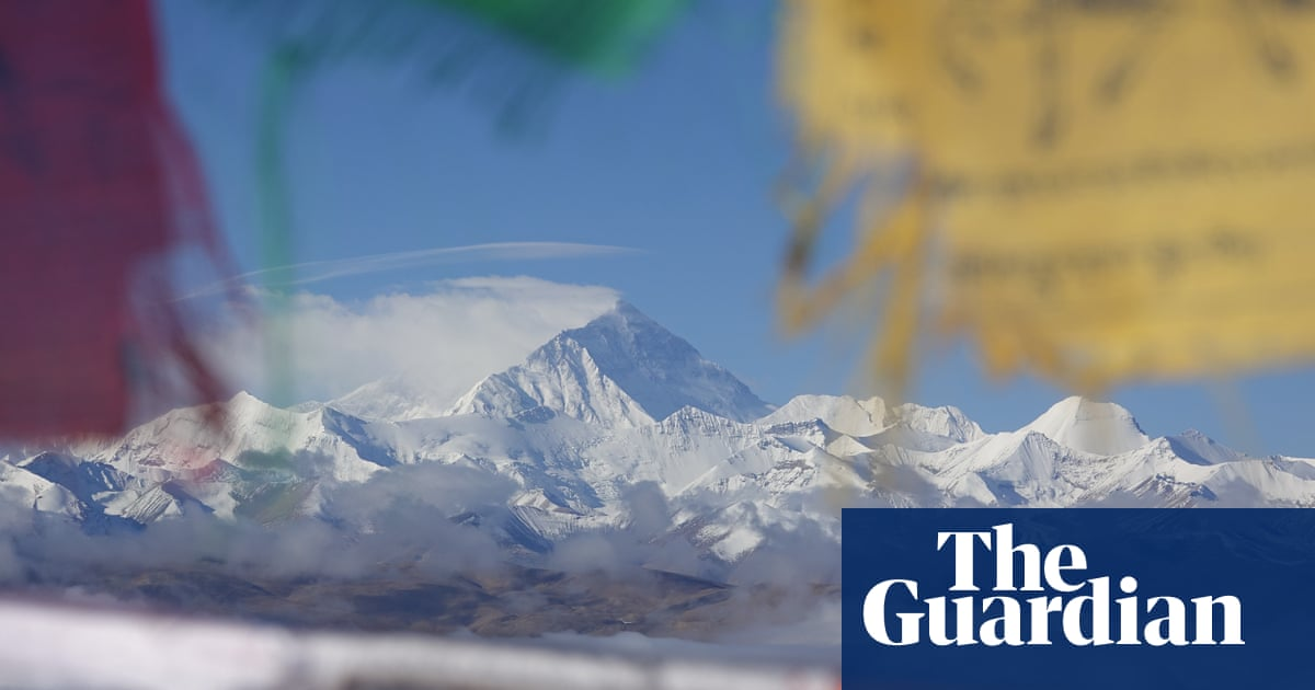 Two dead on Mount Everest in first fatal incident of climbing season