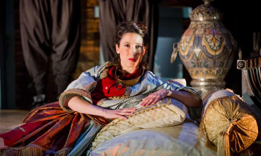 Sweet singing … Marie Lys as Asteria in Handel's Tamerlano.