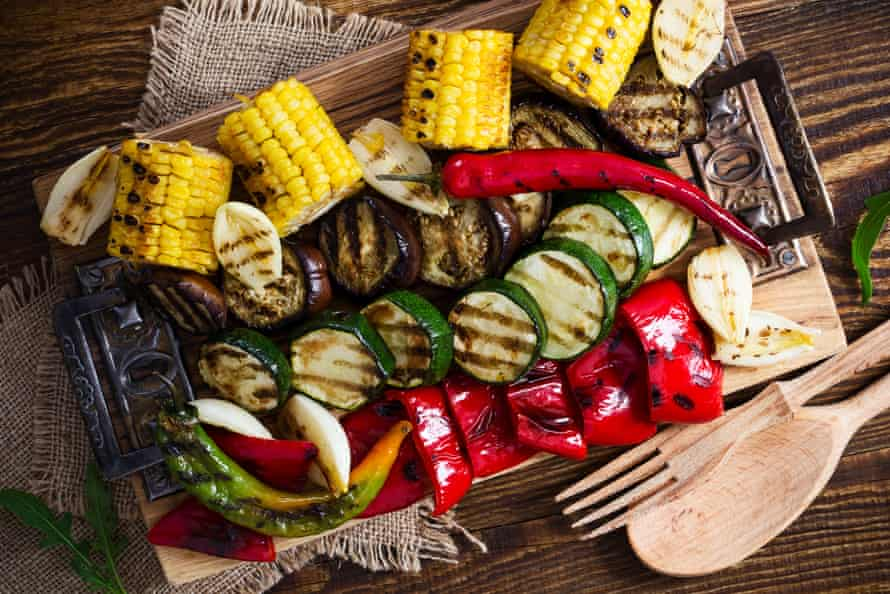 A platter to flatter ... barbecue bonanza.