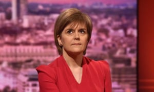 Scotland's first minister, Nicola Sturgeon, says the SNP wants to be a 'constructive participant' in a Labour government.