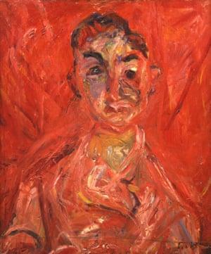 'A glaring golem of animated flesh': Butcher Boy, c.1919-1920, Chaim Soutine.