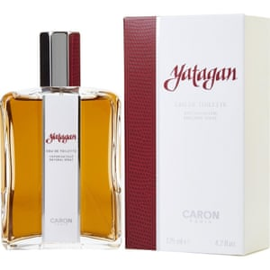 Yatagan perfume by Caron.
