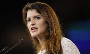 Marlène Schiappa, the French gender equality minister.