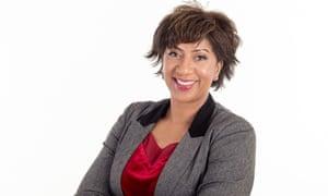 BBC Coventry and Warwickshire radio presenter Trish Adudu.