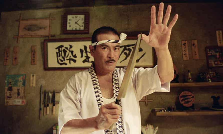 Chiba in Tarantino's Kill Bill: Volume 1.