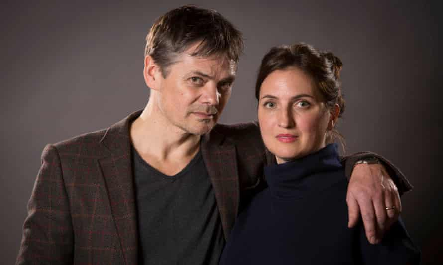Louiza Patikas as Helen and Timothy Watson as Rob in Radio 4's The Archers.