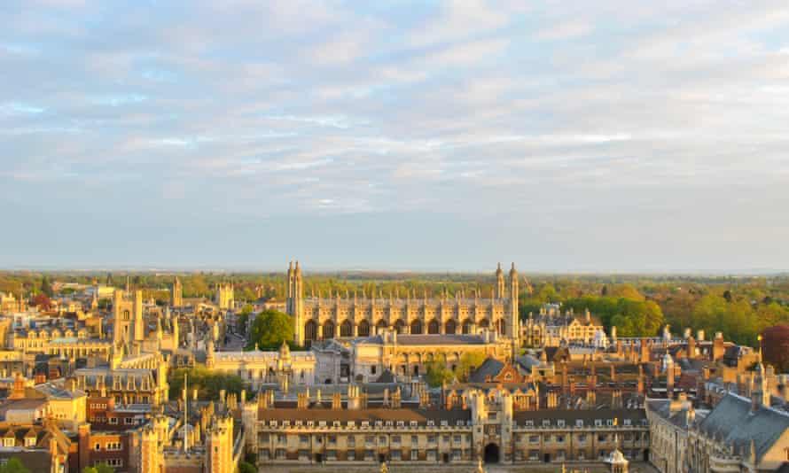 Cambridge University was last year ranked the world's second best university.