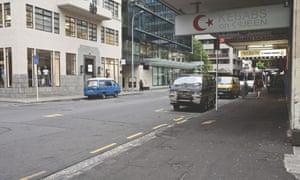 Fort Street Auckland, before pedestrianisation