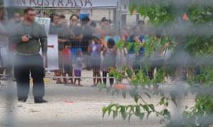 Australia's offshore detention centre at Nauru