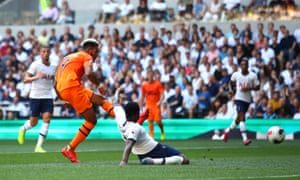 Joelinton fires home Newcastle's winner
