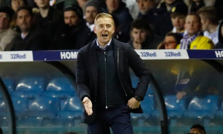 Andrea Radrizzani vows to fix Garry Monk's contract situation at Leeds