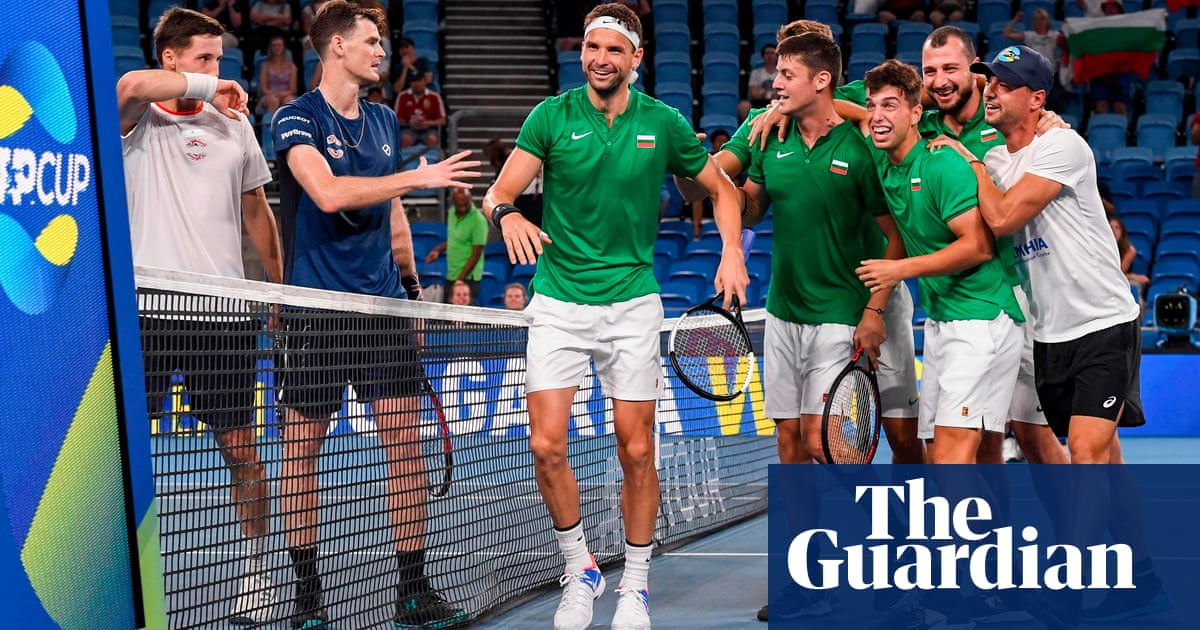 GB slip to ATP Cup loss against Bulgaria after marathon doubles defeat