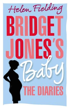 Bridget Jones's Baby: The Diaries, Cape, £12.99