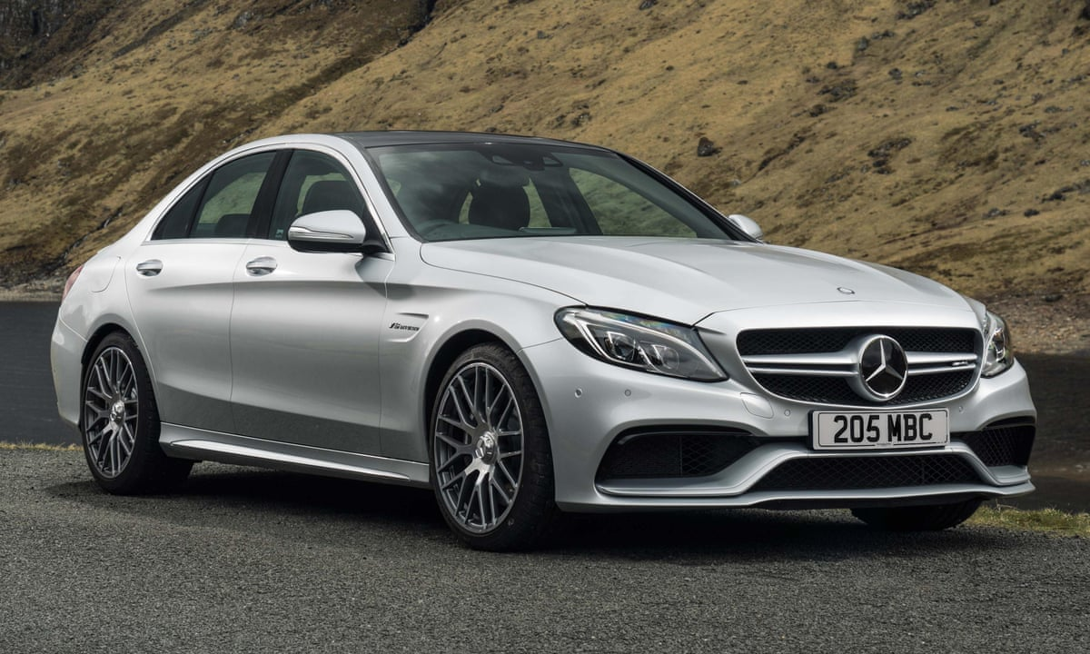 Mercedes c63 amg car review technology the guardian for Mercedes benz amg jacket