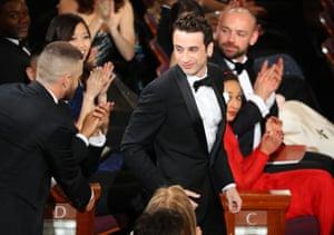 Justin Hurwitz wins Best Original Score for La La Land