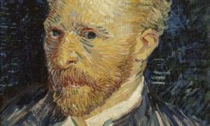 Vincent van Gogh (1853 – 1890) Self-portrait 1887 Oil paint on canvas 470 x 350 mm Paris, Musée d'Orsay © RMN