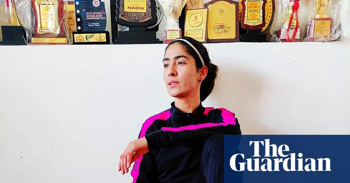 Nadiya Nighat: the female footballing trailblazer in war-torn Kashmir
