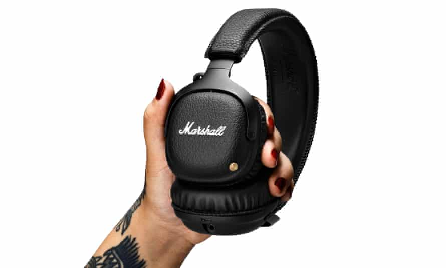 Marshall Mid Bluetooth Headphones Review Sound That Will Rock You Headphones The Guardian