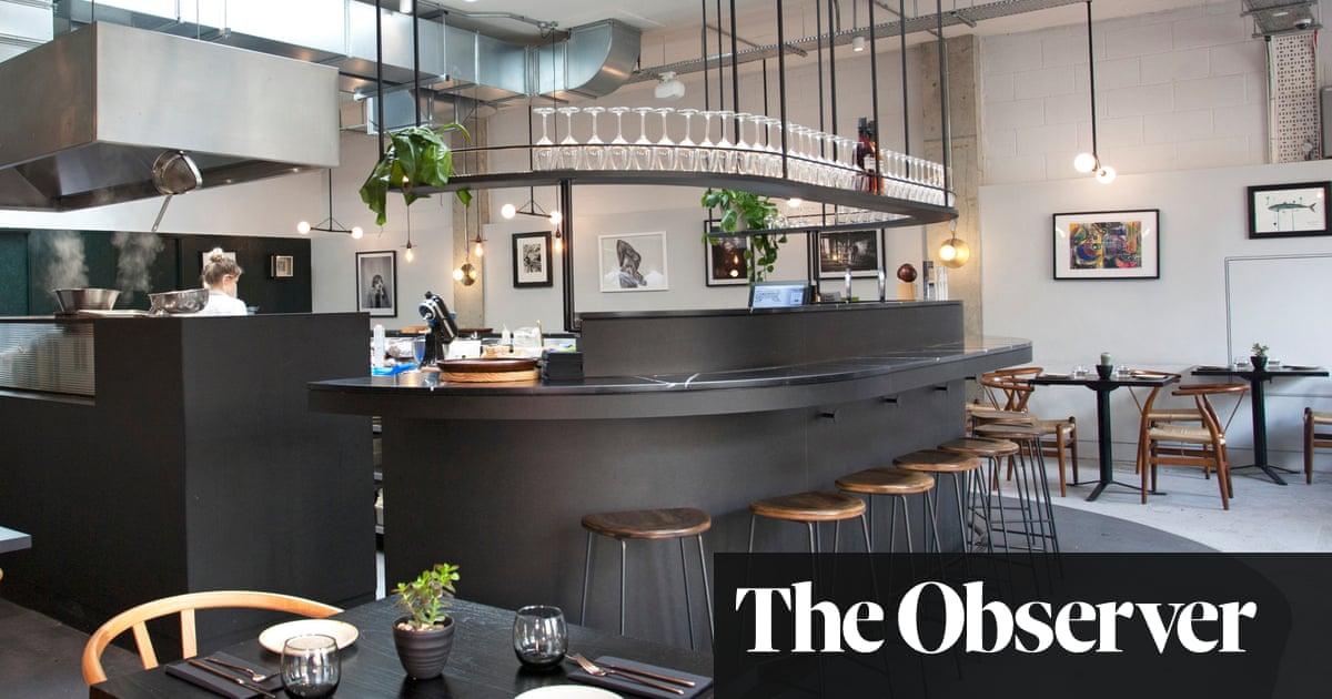 b89a2c7011 Cornerstone, London: 'Beautiful fish shown respect' – restaurant review. Tom  Brown ...