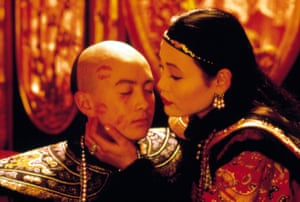 THE LAST EMPEROR, Wu Tao, Joan Chen, 1987,