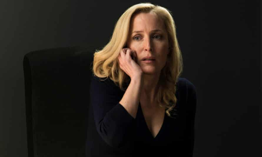 Gillian Anderson in The Fall S3.
