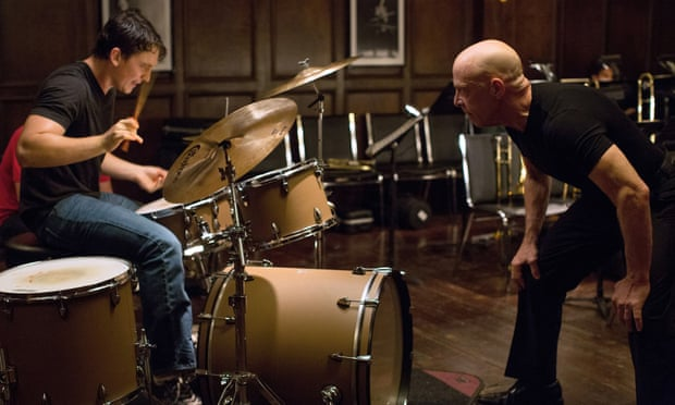 Whiplash: one of the rare jazz films that talks about learning an instrument