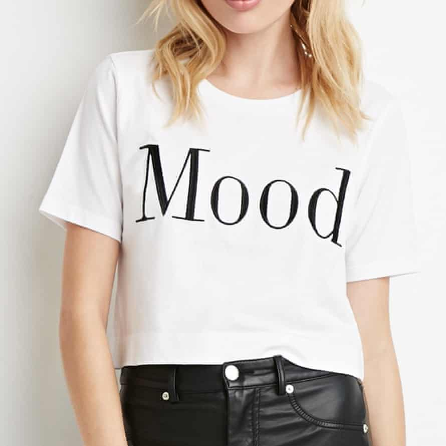 Slogan T-shirts speak when minions can't. T-shirt, £11, Forever 21
