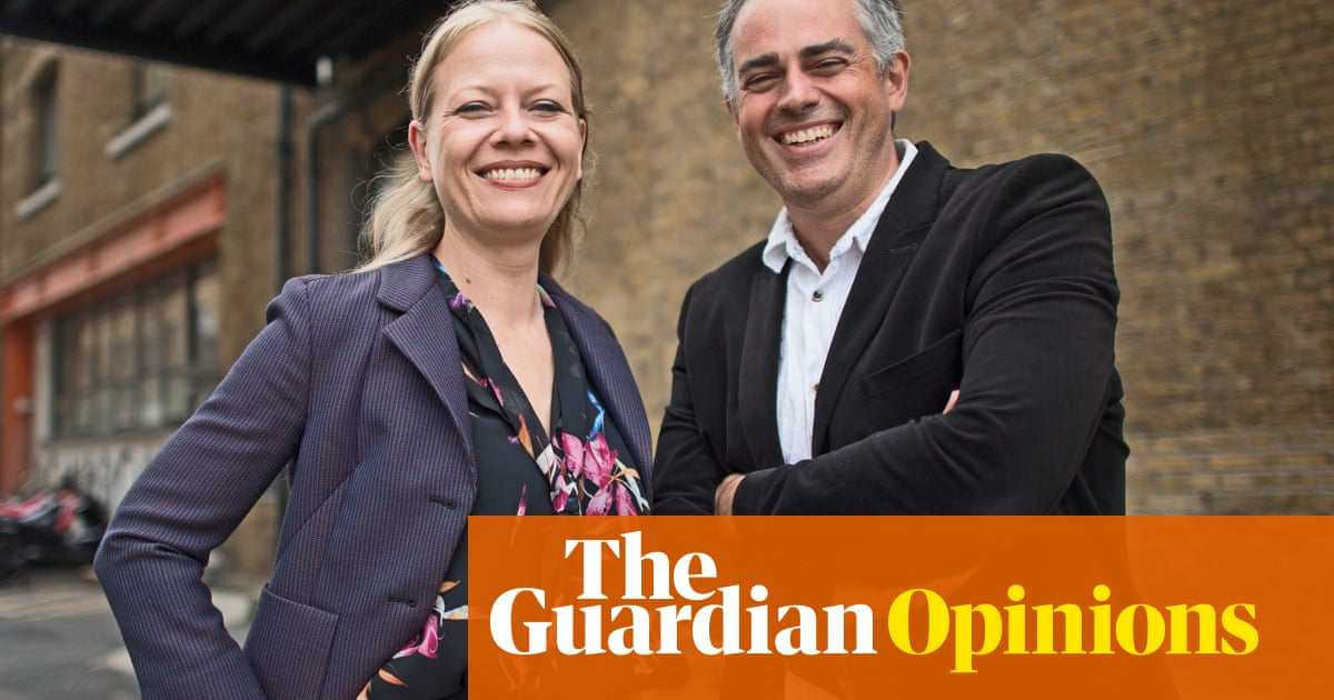 Our Green party will be bold and brave in both ideas and actions | Jonathan Bartley and Sîan Berry