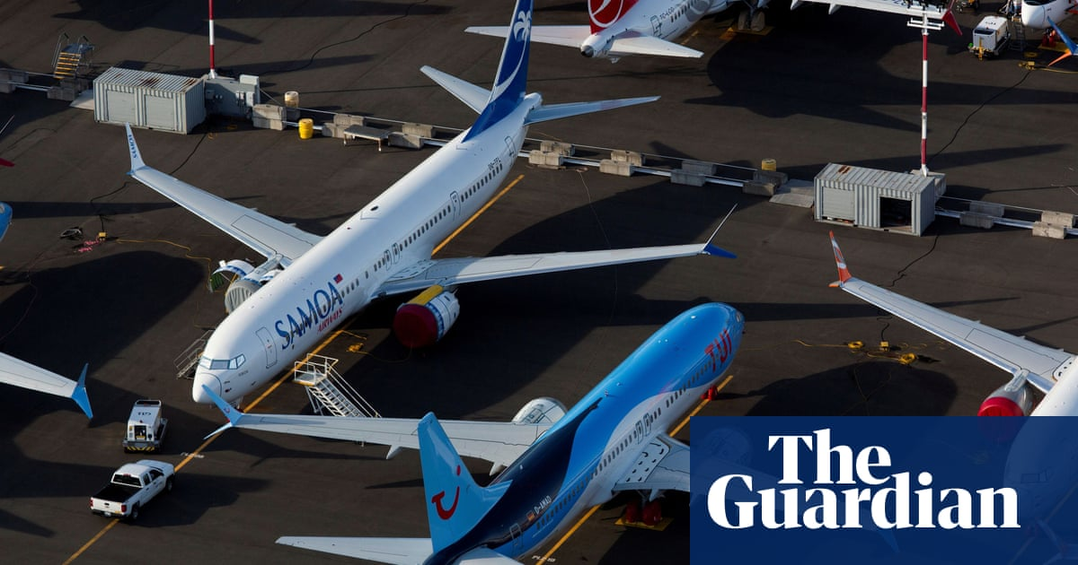 Boeing cleared for 737 Max test flights after grounding