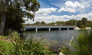 The boundary between the northern northern beaches and the southern northern beaches is no longer. Residents from both sides can now cross the Narrabeen bridge.