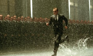 Trudge ... The Matrix Revolutions.