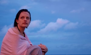 The lead in the two most absorbing dramas currently on television … Elisabeth Moss as Robin Griffin in Top of the Lake: China Girl.