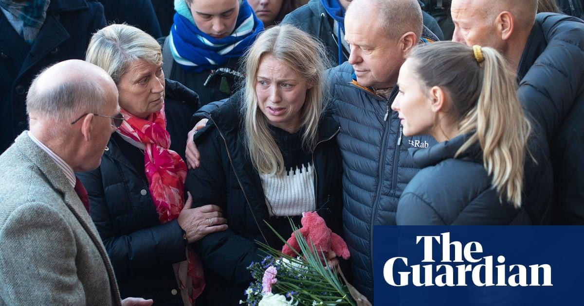 London Bridge attack: girlfriend praises 'phenomenal' Jack Merritt