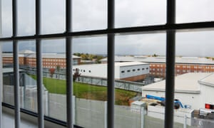 Polmont is Scotland's national holding facility for male young offenders.