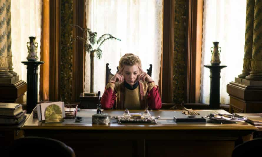 Natalie Dormer as Mrs Appleyard: now with her own ghosts.