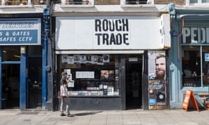 Rough Trade West, Notting Hill, London.