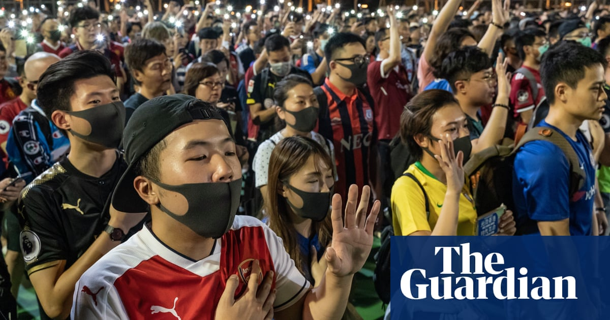 Hong Kong police show 'alarming pattern' of violence in protests
