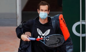 Andy Murray is working with Australia Open tournament director Craig Tiley to try to come up with a way to travel to the year's first grand slam.