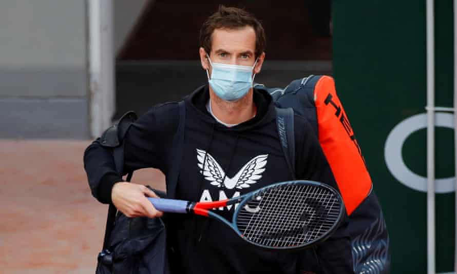 Andy Murray could miss Australian Open after positive Covid-19 test | Andy  Murray | The Guardian