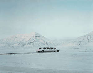 Julia de Cooker limo in Svalbard