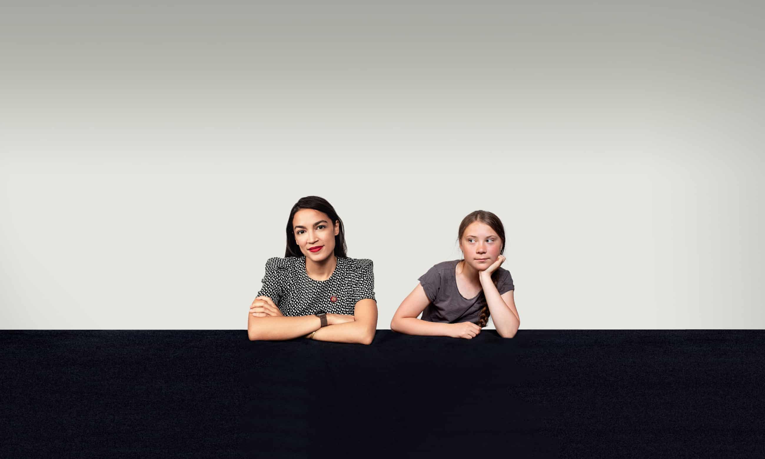 When Alexandria Ocasio-Cortez met Greta Thunberg: 'Hope is contagious'