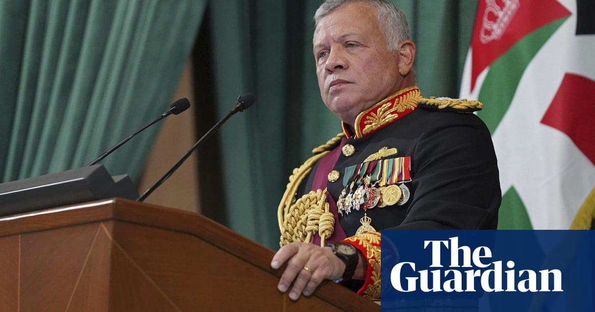 Jordan's former crown prince under house arrest over alleged coup