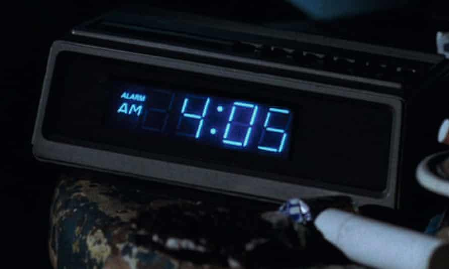 Going digital … The Clock.