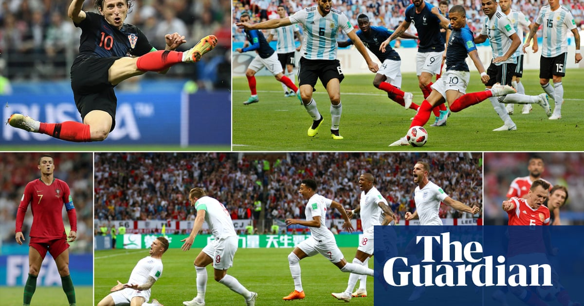World Cup 2018  Guardian writers pick their highs and lows ... b8bef783f2173