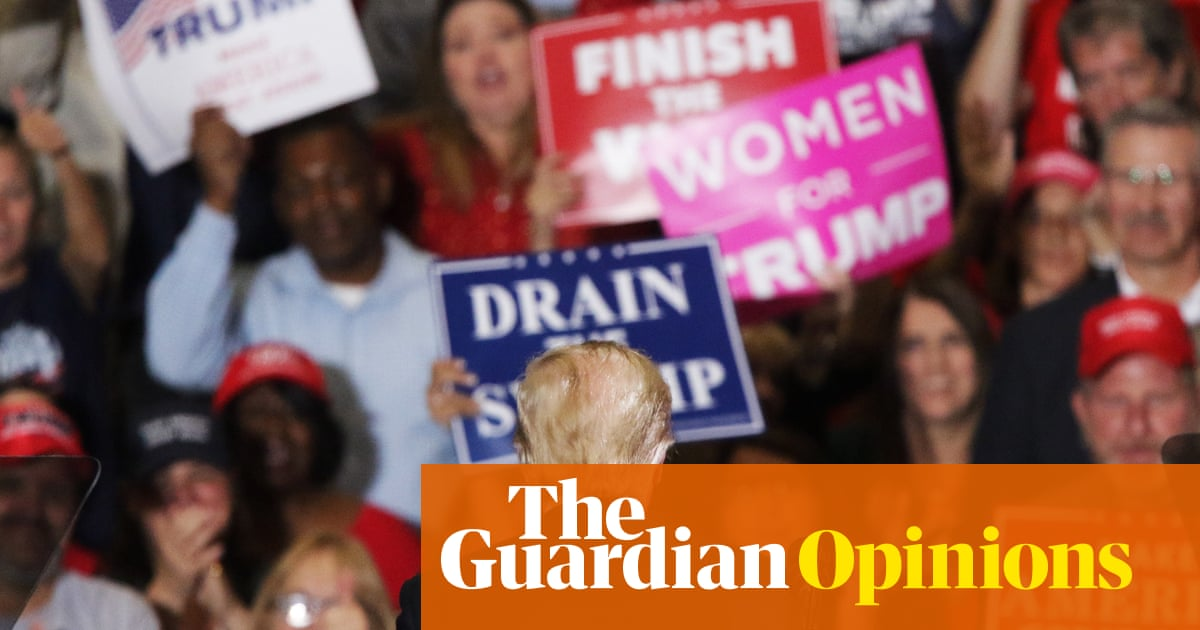 The Guardian view on the US midterms: blue wave wanted | Editorial