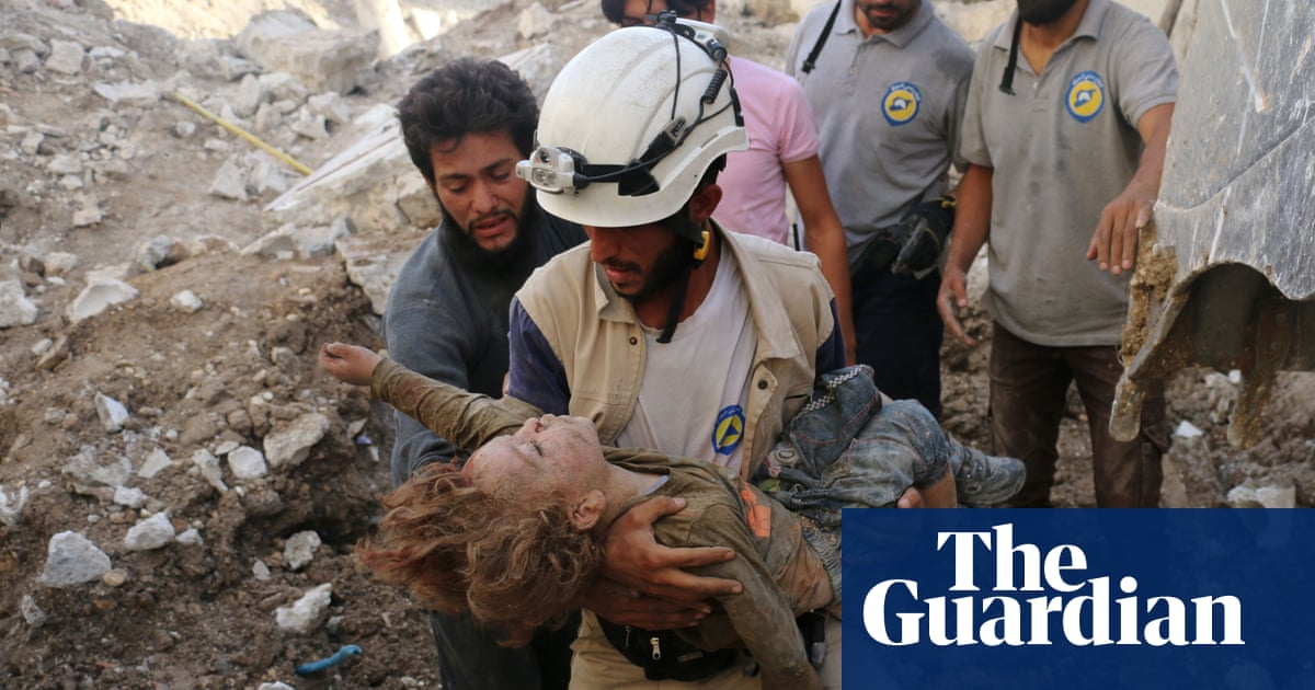 How Syria's disinformation wars destroyed the co-founder of the White Helmets