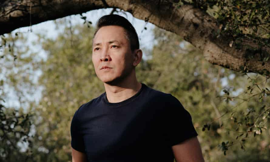Viet Thanh Nguyen in Pasadena, California: 'My narrator's personality – the fact that he's a man of two minds and two faces – is pretty much me too'