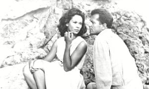 Ferzetti with Lea Massari in Antonioni's classic L'Avventura (1960), in which he played Sandro, a morose, frustrated artist.