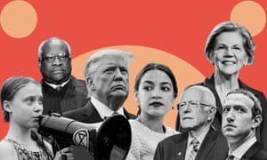 The climate crisis, the supreme court, the presidential election: 2020 will be another momentous year.